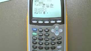 Invalid Dimension Error On Ti-84
