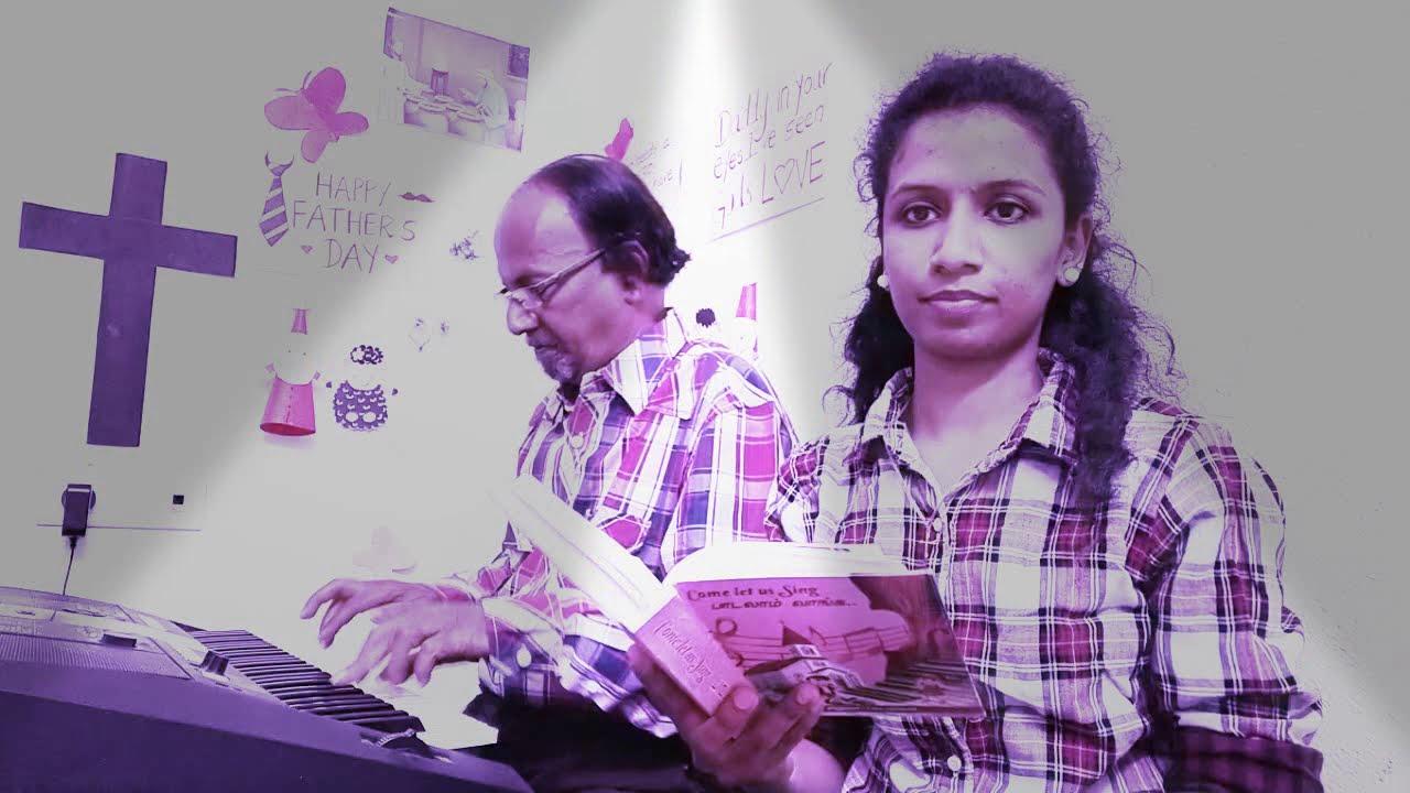 Download Karthar Nallavar Thudhiyungal - Cover by James Francis & Giftah James   Tamil Christian Song 2020