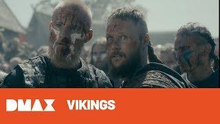 Vikingler dizisi 5 sezon
