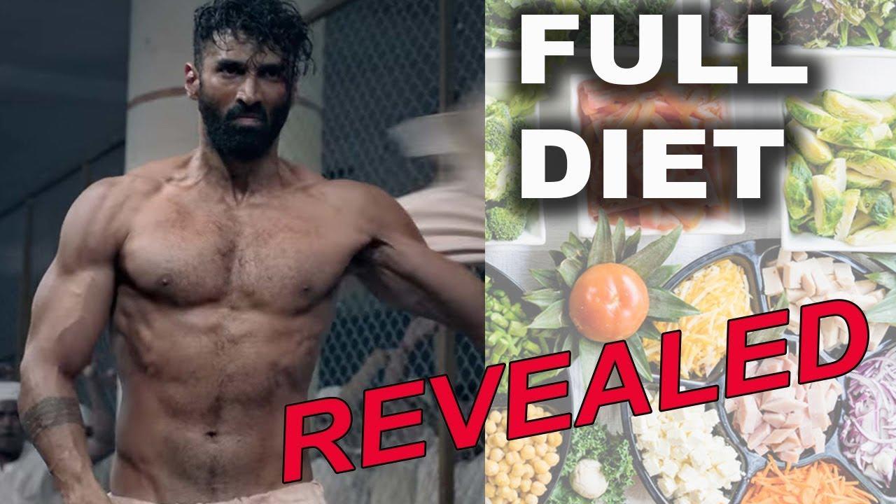 Transformation Bulking Diet Of Aditya Roy Kapur For Malang Analysis Youtube