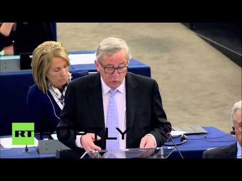 Belgium: Juncker slams Turkey's reaction over satirical song by German comedian