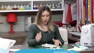 Como fazer uma fronha de patchwork – 1a parte