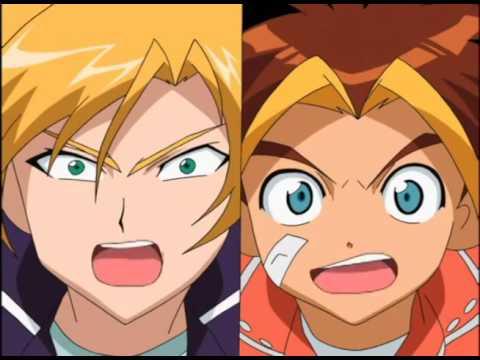 Idaten Jump Episode 19 - Showdown! Flame Kaiser VS. Thunder Emperor