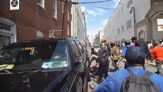 Eyewitnesses describe Charlottesville protests that left 3 dead