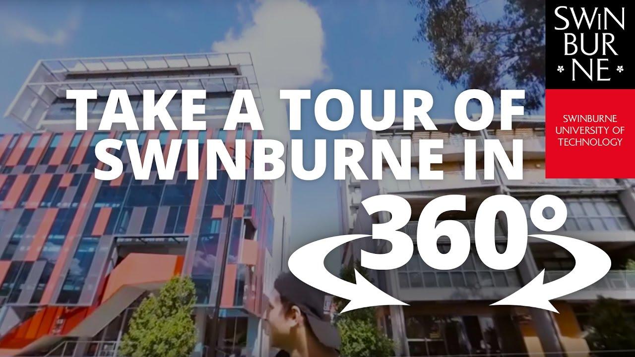 take a tour of swinburne in 360 youtube