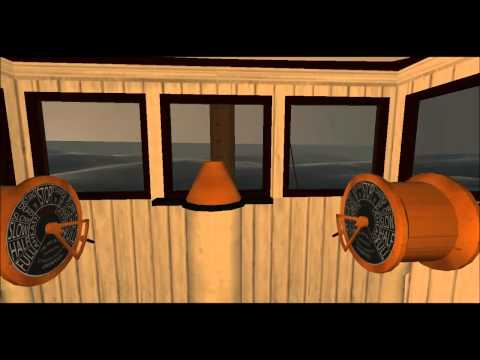 SS Nomadic: A Virtual Sailor 7 Movie