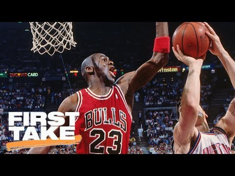 Is Bill Laimbeer Still Bitter About Losing To Michael Jordan? | First Take | May 26, 2017
