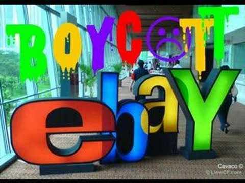 Interview w/ eBay CEO John Donahoe. EBayers demand Strike! 1