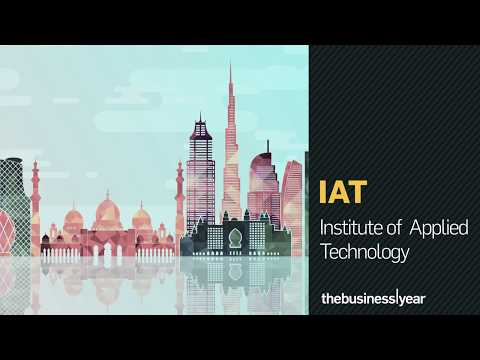 Abu Dhabi's Institute of Applied Technology (IAT)