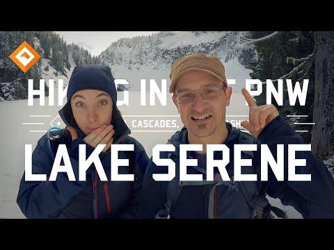 Hiking Washington - Lake Serene and Bridal Veil Falls