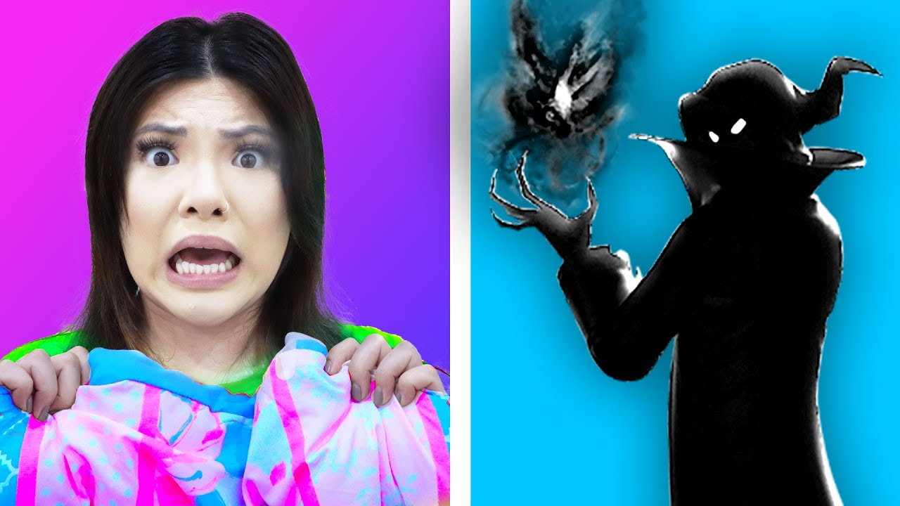 8 SCARY MOMENTS WE CAN ALL RELATE TO | FUNNY & SCARY SITUATIONS AT HOME