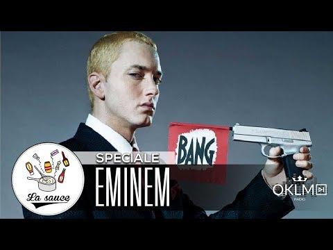 EMINEM : Quel est son meilleur album ? -  #LaSauce sur OKLM Radio 09/11/17