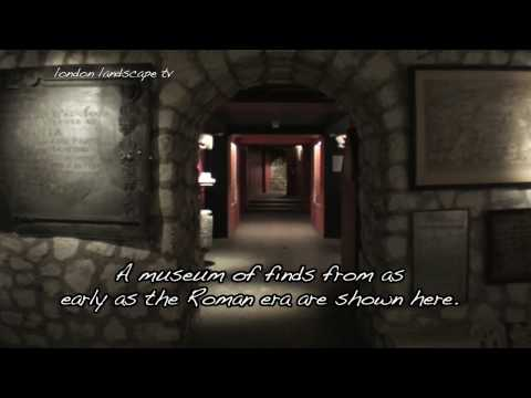 What Lies Beneath - All Hallows By The Tower (HD)