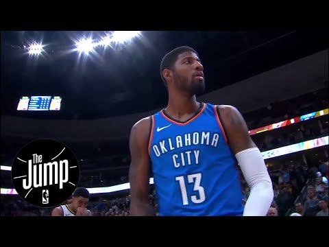Paul George interested in playing for Lakers? | The Jump | ESPN