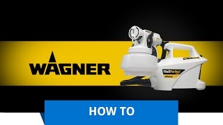 Craig Phillips- How to Spray Paint Interiors with the Wagner WallPerfect HVLP paint sprayer