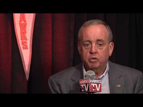 Steve Holman talks Hawks Draft 2013