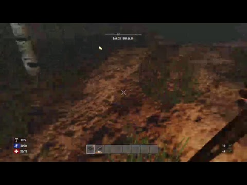 Getting a work bench 7 days to die ft ft Lynxit