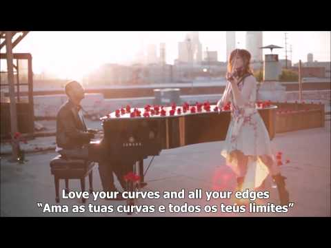John Legend - All of Me with Letra (Lyric)
