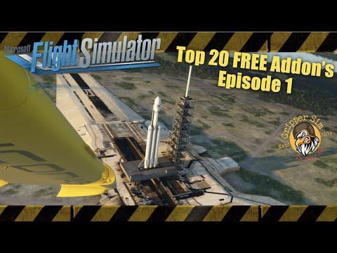 Flight Simulator 2020   Top 20 FREE Addon's   Episode 1