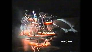 Slipknot - Joey Jordinson Drum Solo (live at Hovet,Stockholm,Sweden 2002)