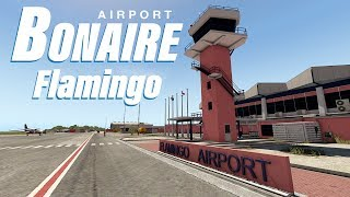 Airport Bonaire Flamingo – Official Video