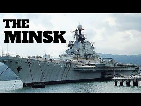 Abandoned USSR Warship ★ Found MiG27 Jet Fighter ★ The Minsk ★