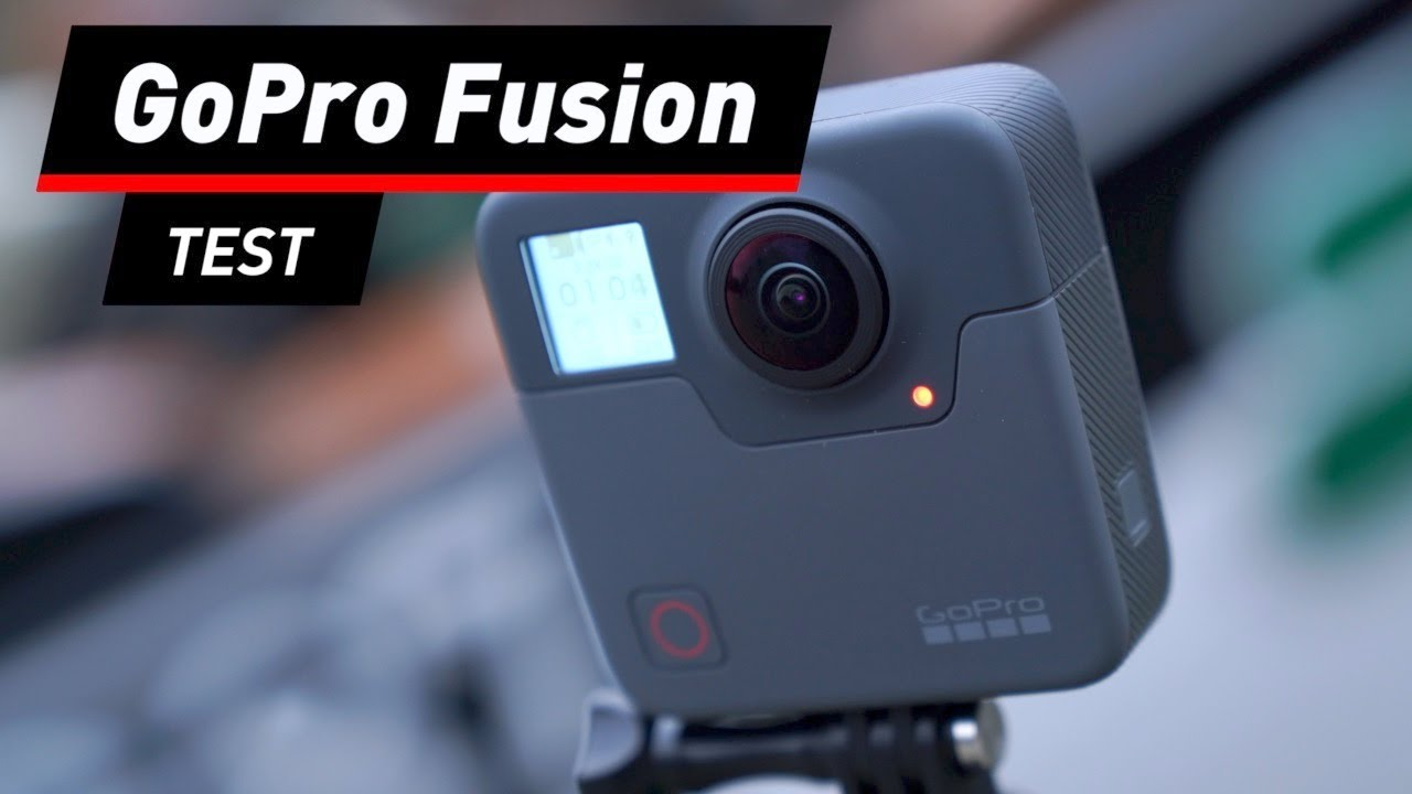 gopro fusion 360 grad kamera im test youtube. Black Bedroom Furniture Sets. Home Design Ideas
