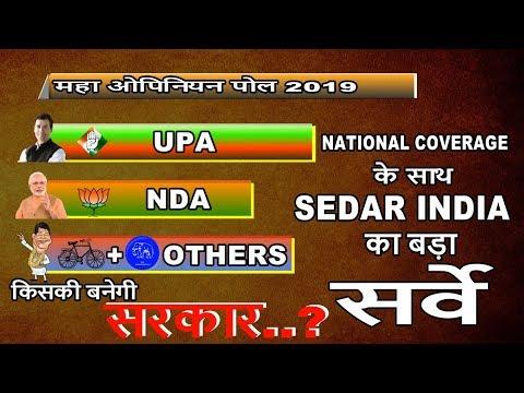Exit poll 2019..central में किसकी होगी नई सरकार..!