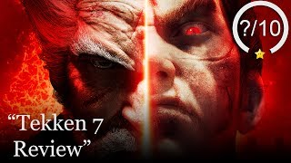Tekken 7 PS4 Review (Video Game Video Review)