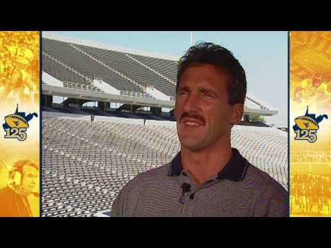 #WVU125: Jeff Hostetler