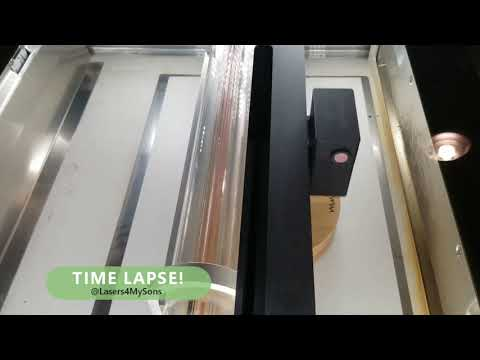 GlowForge Laser Engraving (Intro Video for my Etsy shop)