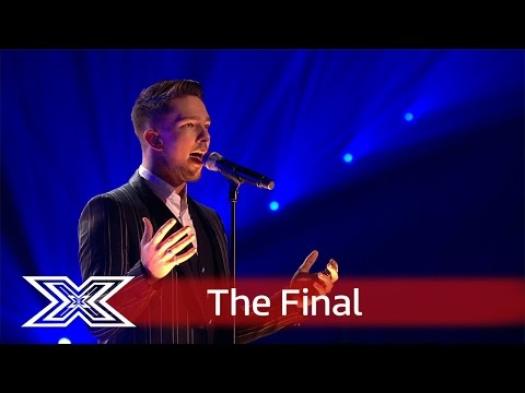 The Writing's on The Wall for Matt with Sam Smith cover! | The Final Results | The X Factor UK 2016