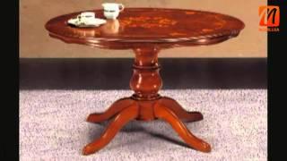 Cтолы и стулья из дерева для кухни, гостиной Киев купить, цена, интернет магазин, Modenese Gastone(, 2014-05-22T11:51:11.000Z)