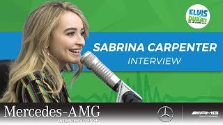 Sabrina Carpenter Talks Life on Tour | Elvis Duran Show