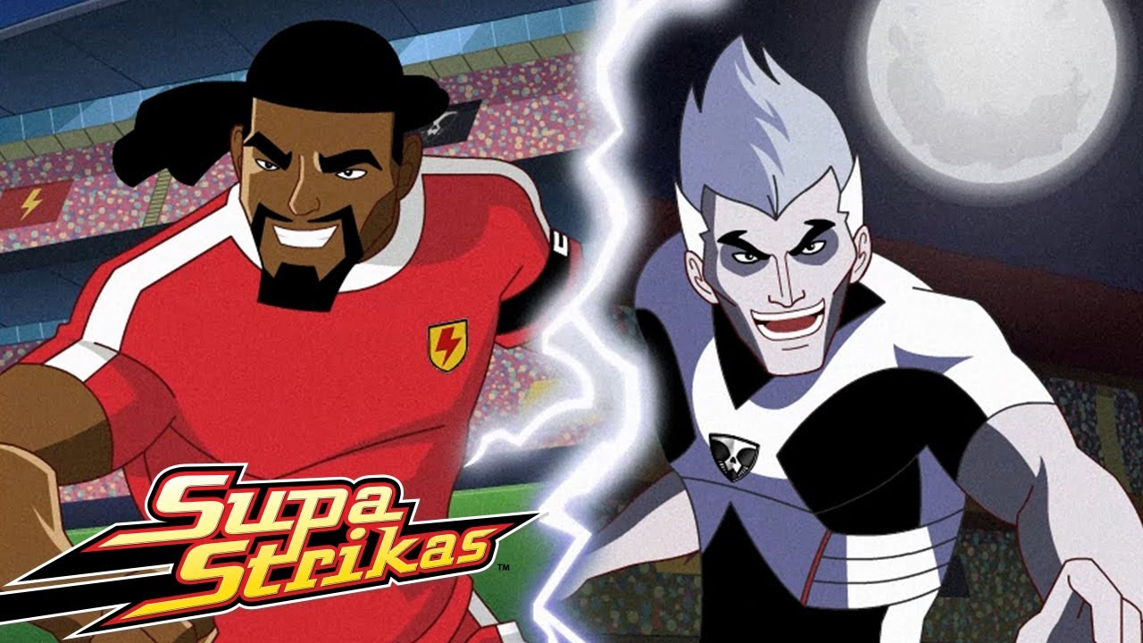 Supa Strikas   Halloween - Ahead of the Game!   Full Episode   Soccer Cartoons for Kids   Football