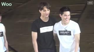 EXO KAI & SUHO SuKai KaiHo Cute moment♡