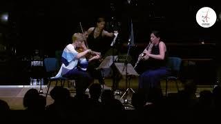 Alban Berg: Adagio für Violine, Klarinette und Klavier