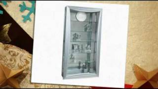 Special Discount Offer On Glass Display Cabinets For Coming Holiday At Curiocabinetspot.com