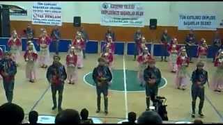 Etimesgut Halk Eğitimi Merkezi Halk Oyunlarında Bölge Birincisi - Halkoyunları videolarını http://www.halkoyunlari.tv adresinden izleyebilirsiniz.