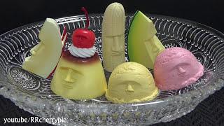 Capsule toys 6 - Gacha - Moai a la mode