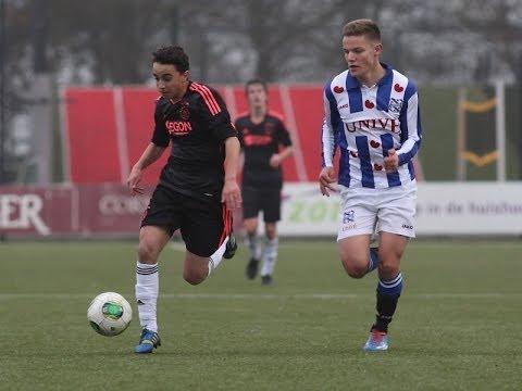 Abdelhak Nouri Abdelhak Nouri Moroccan Playmaker Goals and Skills