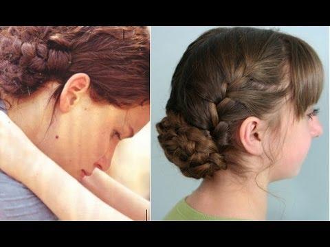 Katniss Reaping Braids Hunger Games Cute Girls