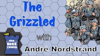 The Grizzled Review - with André Nordstrand