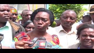 'Uhuru Kenyatta Tosha' - Narc Kenya's Martha Karua declares