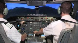 ABC 7.30 Report - Colour Blind Pilots