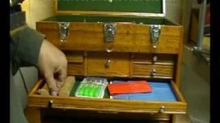 Woodworking - Scroll Saw Accessory Box.