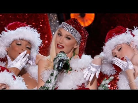 Gwen Stefani's You Make It Feel Like Christmas (Christmas Special) HD