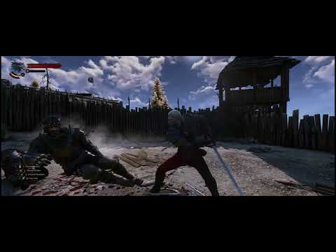 Невероятный мод для The Witcher 3
