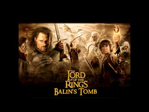 Balin's Tomb - The Lord of the Rings: The Fellowship of the Ring mp3