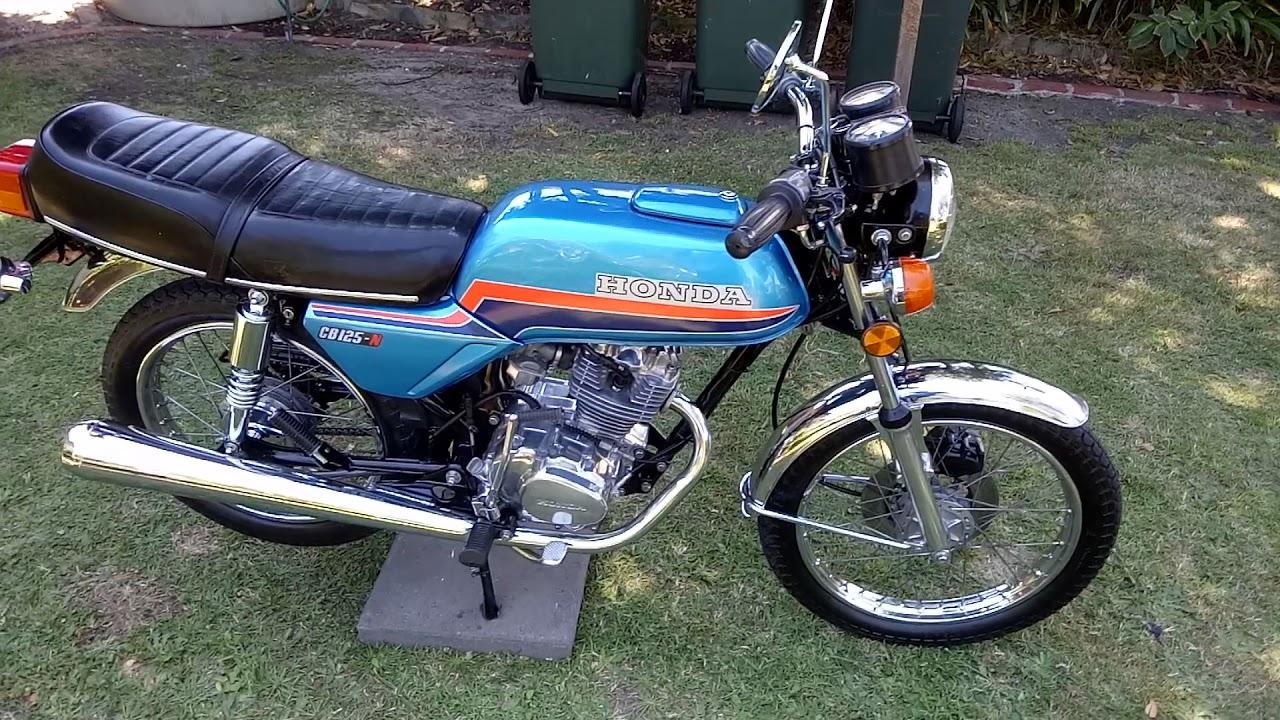 1976 Yamaha Rs100 Motorcycle Walk Around - YouTube